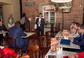 26 мая 2016 года в Пекарне Дом Берга состоялся 8-й Бизнес-завтрак