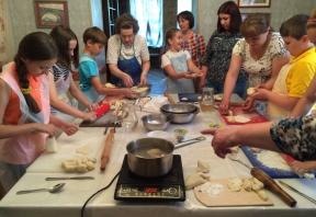 Вкусный праздник для детей из Чудово